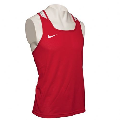 Nike Boxing Vest - Red